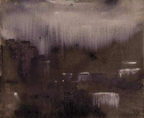 Niebla en Londres