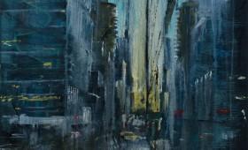 Nueva York en pintura